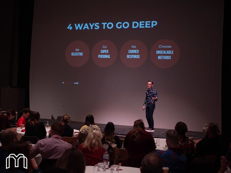 BizPaul's suggestions for 4 ways to go deep