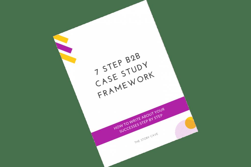 7 step case study framework ebook cover