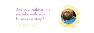 Cover image for Are you making this mistake with your business writing?